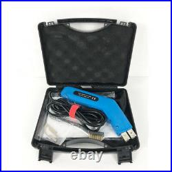 110V 100W Handheld Hot Heating Knife Cutter Tool box Set For Fabric Rope Cutter