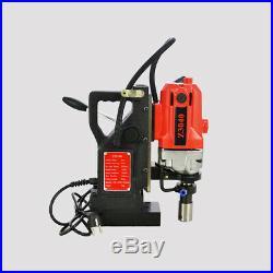 11PCS MD40 Magnetic Drill Press 1 HSS Cutter Set Annular Cutter Kit Good Item