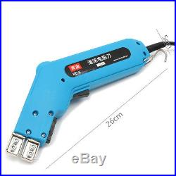12pcs/Set Groove Foam Cutter Cutting Slot Knife Tools Grooving Electric Heating