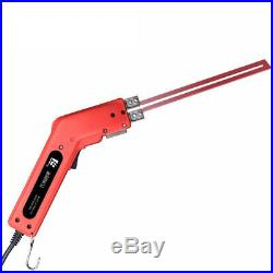 220V Polystyrene Groove Electric Hot Foam Cutter Heat Wire Grooving Cutting Tool