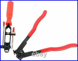 2pcs Auto CV Joint Boot Clamps Pliers and Cutter Ear Type Banding Tool Set NEW