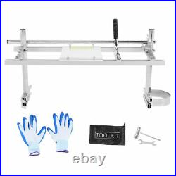 36 Portable Chainsaw Milling Cutter Bar Set Accessory Woodworking Cutting Tool