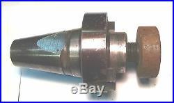 7MT 2 Shell Face Mill Cutter 7 Morse Taper Shank Tool Holder Adapter Set MT7