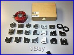Amana Tool Scs-1104 Profile Pro Shaper Cutter Set