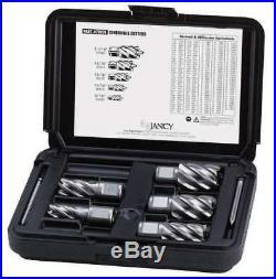 Annular Cutter Set M42,2 In Cut D, 11 Pc JANCY 70353C