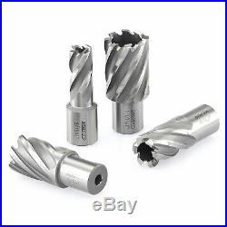 Annular Weld On Cobalt Magnetic Core Drill Bit Anular Cutter Tool Set