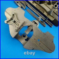 Antique Hand Tools Stanley N0.71 Router N0.45 Combination Plane withCutter Set
