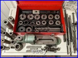 Auto Engine Cylinder Valve Seat Tool Sets Cutter (10 Bodies) & Kwik-Way Insert