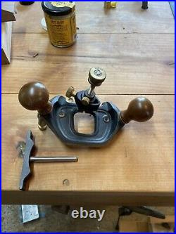 BRAND NEW Large Veritas Router Plane, fence, and Blade Set with Inlay Cutter Head