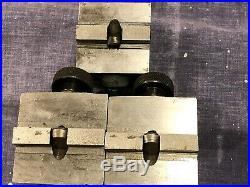 Bench Centers / Tool & Cutter Grinder 3 Pc Set