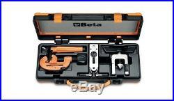 Beta Tools 352 C/U Pipe Cutter Deburrer And Adjustable Tube Flaring Tool Set