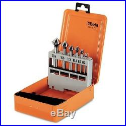 Beta Tools 426/Sp6 Set Of 6 Countersinking Cutters With Three Cutters Hss In Box