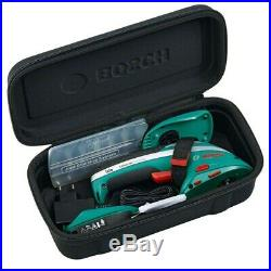 Bosch ISIO III Cordless Shrub + Grass Shear Hedge Cutter Multi Tool Set + Handle