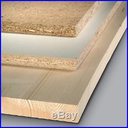 Bosch Router Bits Set 15 Pcs Tungsten Carbide DIY Woodworking Wood Cutter Tool