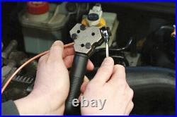 Brake Pipe Flaring Tool Set Bender Cutter