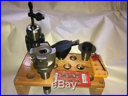 Bridgeport Milling Machine Tool Set Drill Slitting Fly Cutter Shell Millr8
