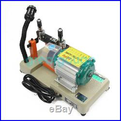 CE Laser Copy Duplicating Machine With Full Set Cutters F Locksmith Tools 238RS