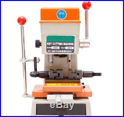 CE Laser Copy Duplicating Machine With Full Set Cutters F Locksmith Tools DF368A