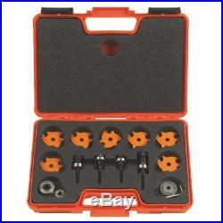 CMT Orange Tools 823.001.11 Slot Cutter Set