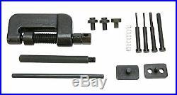 Chain Cutter Breaker Riveting Rivet Tool 13pc ATV / Bike / Motorcycle /Cam Drive