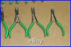 Cornwell Tools 11 PC Green Pliers & Cutter Set with Carry Bag