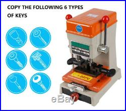 DF368A Laser Copy Duplicating Machine With Full Cutters Locksmith Tools Set New