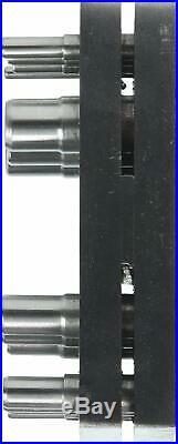 Disc Cutter Set 14 Sizes 7/64- 5/8 Cut Circular Metal Discs Round Jewelry Tool