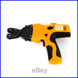 Electric Cable Crimper and Cable Wire Cutter Tool Set for AWG20 AWG10 Wire hot