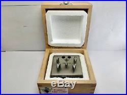 Fancy Heart Disc Cutter Set of 5 Sheet Cutting Die Jewelry Tools
