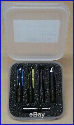 Festool 495665 Domino DF 500 Cutter Set 4,5,6,8,10 mm