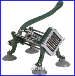 French Fry Cutter Blade Set with Suction Feet Compact Kitchen Tool Cooking