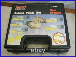 Freud Raised Panel Cutter Set Wood Molding Tool RP2000 Knife Head Shaper