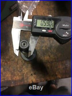 GRINDING WHEEL BALANCING ARBOR 7 OAL Surface Grinder / Tool Cutter Set Up
