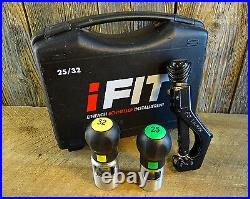 Georg Fischer ifit Tool Set 25-32 facing piping fittings cutter reamer (01) Nice