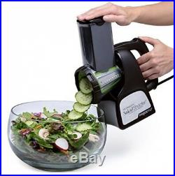 Handheld Electric Vegetable Fruit Slicer Shredder Shred Cutter Machine Set Tool