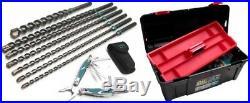 Heller Y-Cutter ergo Big Pack 261968 Sds Max Drill Bit Set Multitool