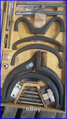 Holdridge Radii Cutter Set and Radius turning tools sold by Ralmikes