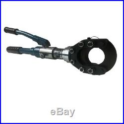 Hydraulic Cable Shear Cable Cutter 50mm Copper Shears 70kN tool set