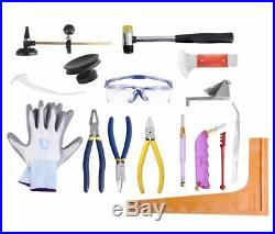 IMT 16 PCS Mosaic Tile and Stained Glass Start-up Tool set, Cutters, Pilers