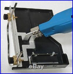 Industrial Hot Knife Foam Styrofoam Cutter Set Kit 8 Blades Foam Cutting Tools
