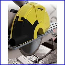 Jepson Super Hand Dry Cutter 8320 inkl. Sägeblatt 320/84Z + Führungsschienenset