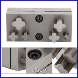 Jewellery Disc Cutter 6 Holes Punch Set Metal Punching 9- 20 mm Tool