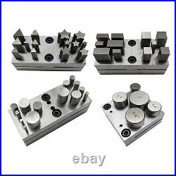 Jewelry Making Disc Cutter Cutting Set Base Puncher Jeweler Tool Silver New
