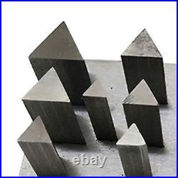 Jewelry Making Disc Cutter Cutting Set Base Puncher Jeweler Tool Triangle Star