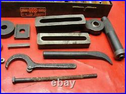 KO Lee Knock Out R203 Valve Seat Insert Cutter Tool Set Heavy Set