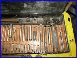 KO Lee Knock Out R204 Valve Seat Insert Cutter Tool Set free ship USA only