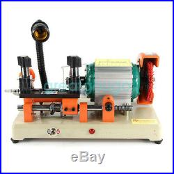 Key Copy Duplicating Machine With Full Set Cutters F Locksmith Tools DeFu 2AS