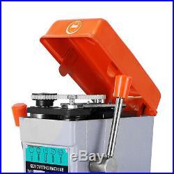 Key Duplicating Duplicator Machine Key Equipment Cutting Cutter Copy Set Tool US