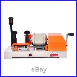 Key Duplicating Machine Key Cutting Cutter Copy Duplicator Set Tool HU