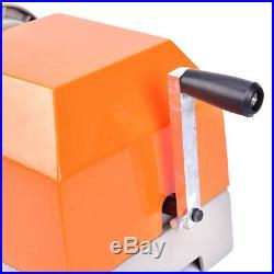 Key Duplicating Machine Key Cutting Cutter Copy Duplicator Set Tool US
